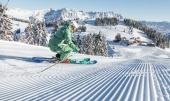 Biely zázrak - Kitzbühlské Alpy
